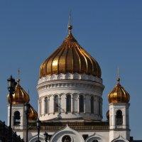 Москва. Храм Христа Спасителя.12.09.2012г. :: Виталий Виницкий