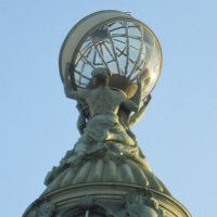 Стеклянный глобус :: Маера Урусова