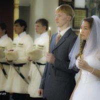 Венчание казака в верещагино. :: Иван Соловьев
