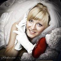 Очень красивая невеста. :: Иван Соловьев