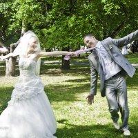 Свадьба великолепных молодоженов :: Иван Соловьев