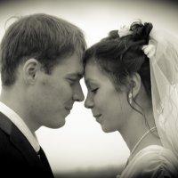 Свадебная фотография отличной пары :: Иван Соловьев