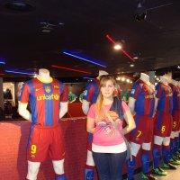 Стадион в Барселоне :: susanna vasershtein