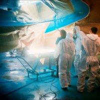 Рождение самолёта :: Влад Никишин