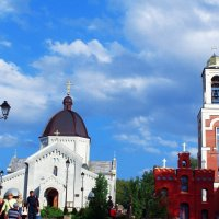 Греко - Католическая церковь в Трускавце :: Юлия Лукьянцова
