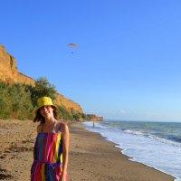 цветное море :: Ludmila Kolesnikova