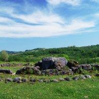 Древние Дальмен в Абхазии :: Татьяна Гордеева