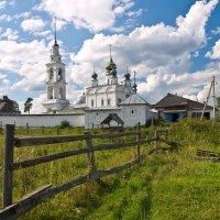 Свято-Николо-Тихонов мужской монастырь. :: Игорь Федулов