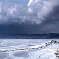 Суровый Байкал :: Сергей Photo Amp-Retouch