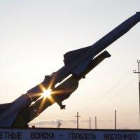 В кажой ракете есть частичка солнца))) :: Сергей Боярских