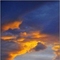...в оранжево-синих тонах :: Андрей Ясносекирский