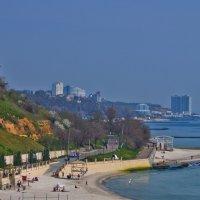 золотой берег (Одесса) :: Надежда Грибута