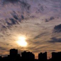 Sky in Kiev :: Lera Komisarchuk
