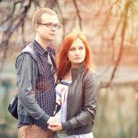 LoveStory Сергея и Лизы :: Александр Святкин