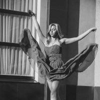 Танцовщица :: Карина Клочкова