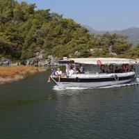 на реке даянь- турция :: юрий макаров