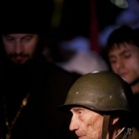 Вахта памяти. 22 июня 2011 года. :: Низами Софиев