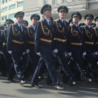 День Победы 2013, парад. :: Ина Владиславовна