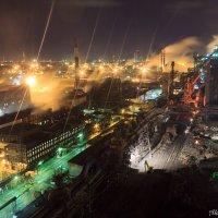 Нижнетагильский металлургический комбинат :: Александр Захаров