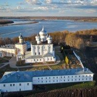 Великий Новгород. Хутынский монастырь. :: Павел Москалёв