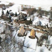 Великий Новгород, музей деревянного зодчества Витославлицы :: Павел Москалёв