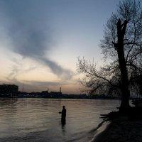 Вечерняя рыбалка :: Ирина Чумакова