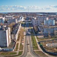 Центральные улицы города :: Павел Москалёв
