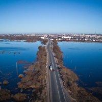 Въезд в Великий Новгород (от Москвы) :: Павел Москалёв