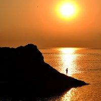 ... а я одна стою на берегу... :: BoykoOD