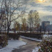 Ранняя зима... :: Pavel Kravchenko