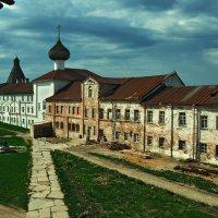Соловецкий монастырь. :: Юрий Воронов