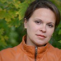 Портрет из осени :: Родольф В.