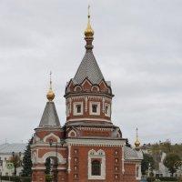 Часовня Александра Невского в Ярославле :: Galina Leskova