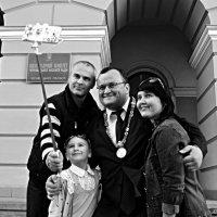 Фото з мером :: Степан Карачко