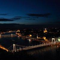 Ночной Будапешт :: Алина Ясмина (J.D.-Ray)