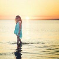 Закат на финском заливе :: Natalia {Belkafoto} Gurevich