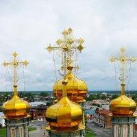 Золотые купола :: Лора Я