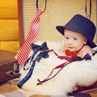 Фотосессия младенца :: марина алексеева