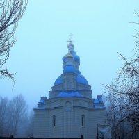 В тумане :: Владимир Бекетов