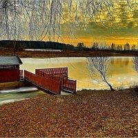 Первые заморозки на реке :: Алла ************