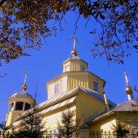 старообрядческий храм Гомеля :: Александр Прокудин
