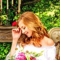 Невеста :: Мила Адамова