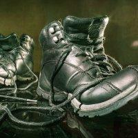 Мои любимые... ботинки :: Юрий Трофимов