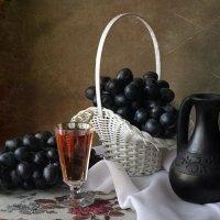 Про виноград... :: lady-viola2014 -