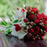 Букет невесты :: Екатерина Южакова