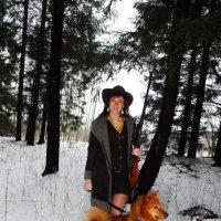 ...помощники на охоте, 4 :: Kostas Slivskis
