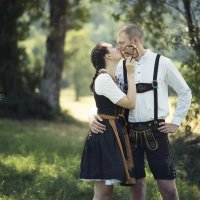 LoveStory в баварском стиле :: Natalia {Belkafoto} Gurevich