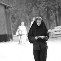Монахиня :: Михаил Рябов
