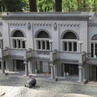 Дом Чирахова в Симферополе :: Вера Щукина