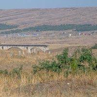 Мост в ст. Николаевская... :: Юлия Бабитко